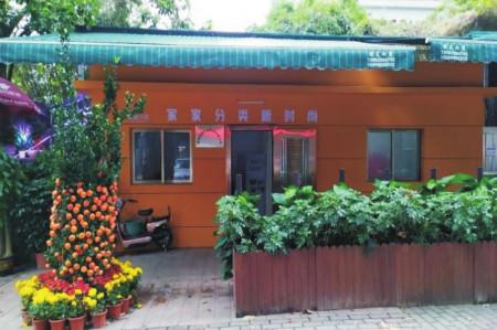 深圳市龙华某小区