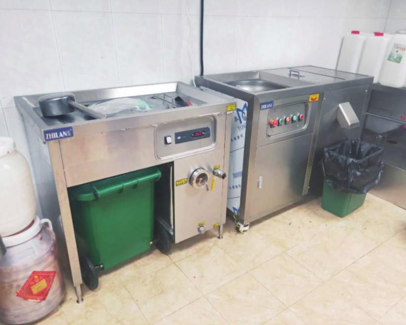 餐厨垃圾处理设备
