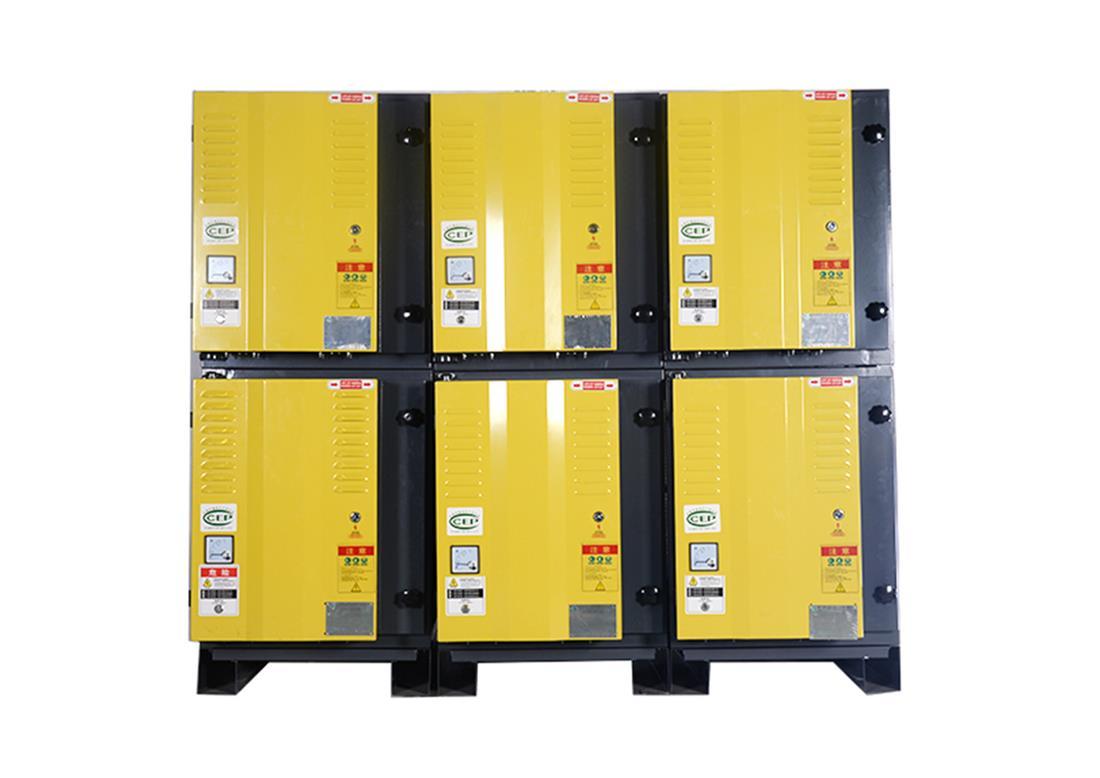 油烟净化器 LY-D45000-50000