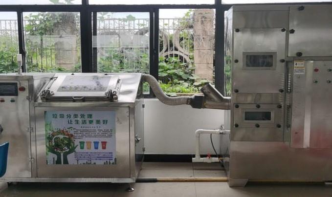 安徽滁州外资企业餐厨垃圾处理中心
