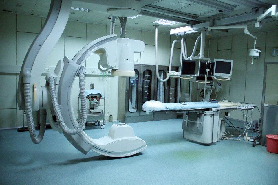 介入手术室