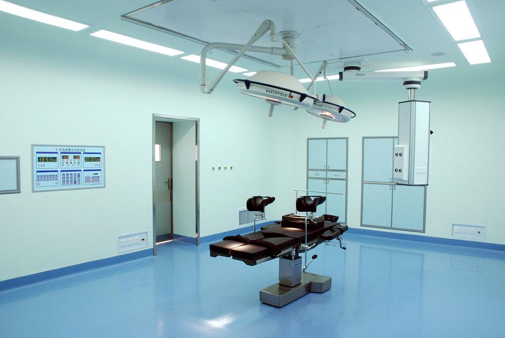 手术室净化施工