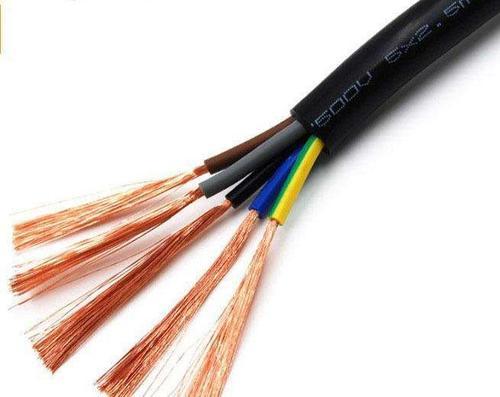 陕西橡胶软电缆厂家