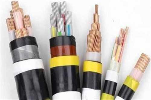 陕西无卤低烟电线电缆