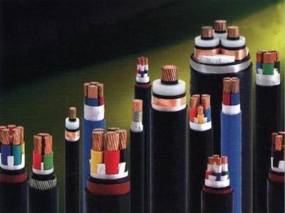无卤低烟电线电缆效果展示
