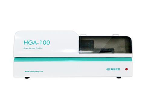HGA-100直接进样测汞仪