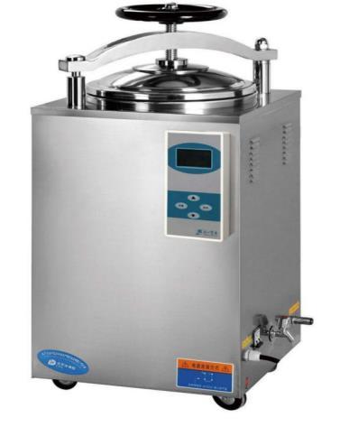 立式压力灭菌器(液晶显示自动型)LS-35HD