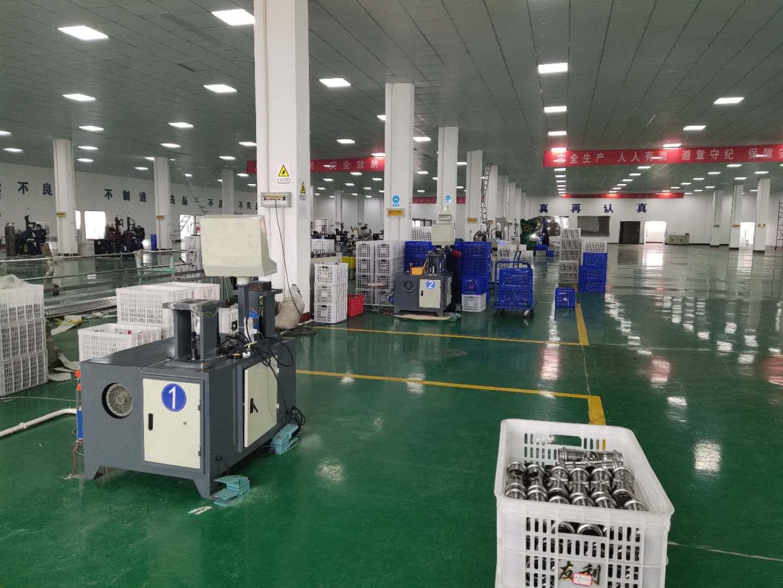 秦西盟双卡压式管件生产中心