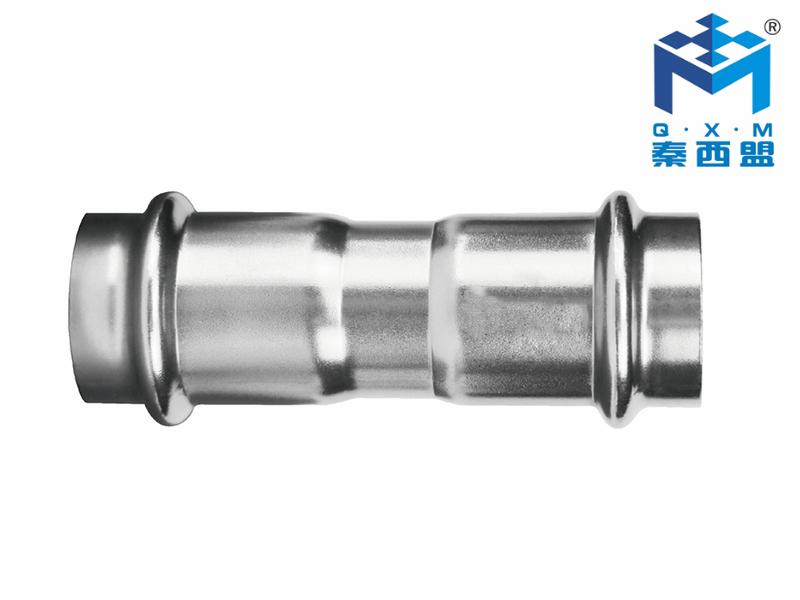 316L不锈钢水管-等径直接