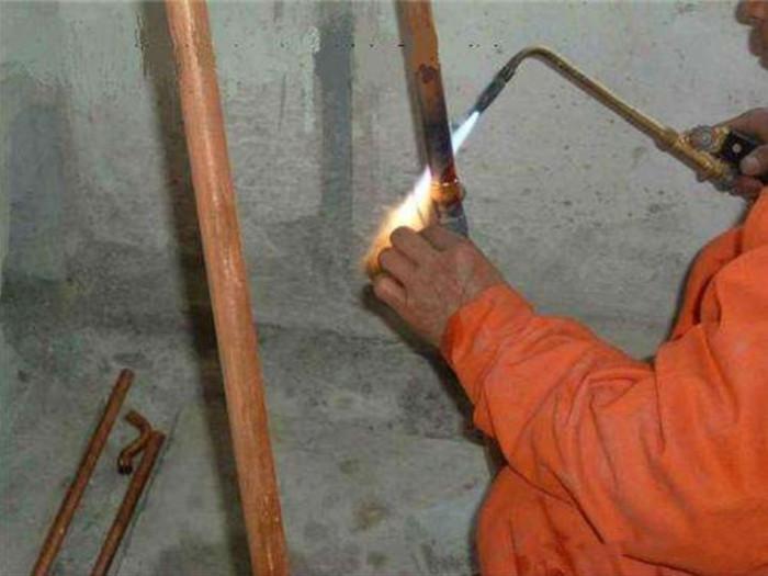 不锈钢水管连接