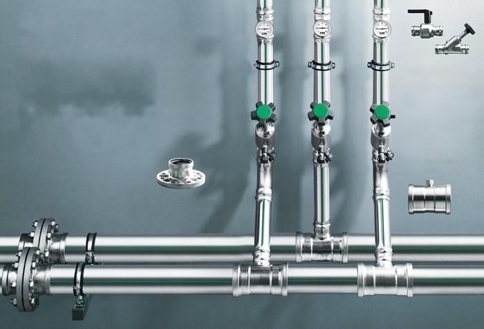 不锈钢水管氧化