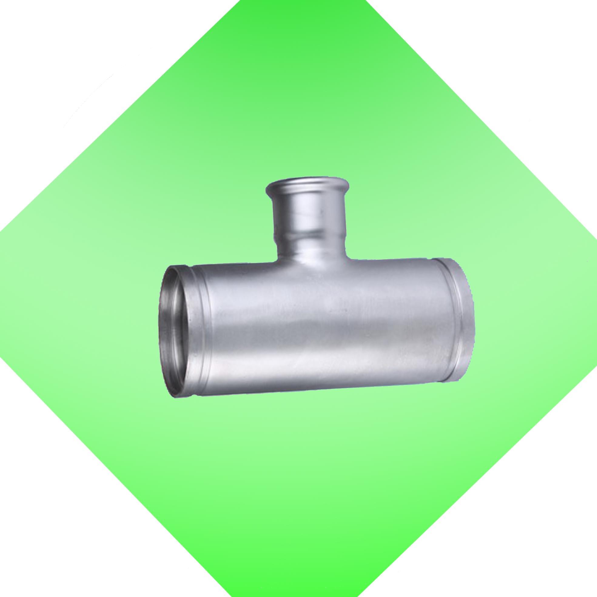 不锈钢沟槽式管件