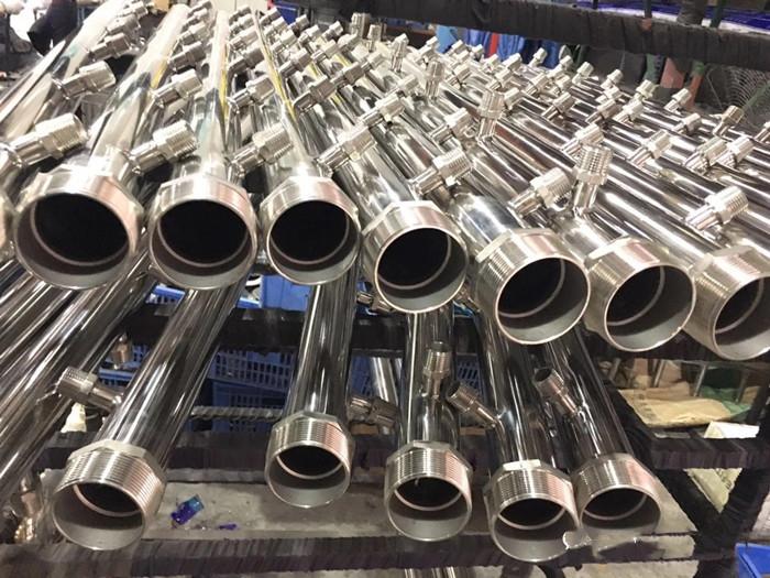 為什么大多數人都推薦使用不銹鋼分水器,都有哪些優勢?
