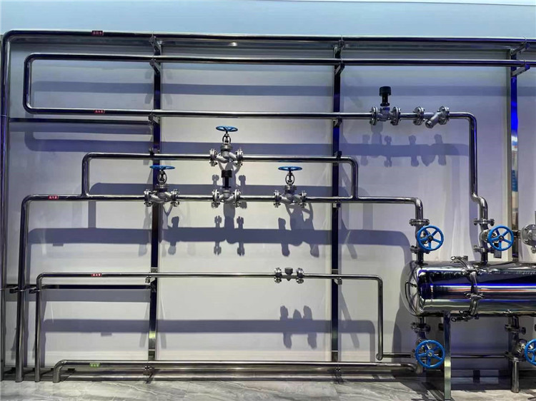 不锈钢水管双卡压连接