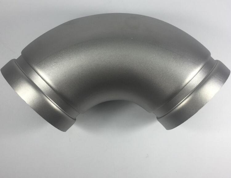 不锈钢沟槽管件
