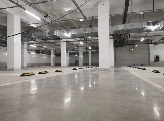 密封固化地坪在使用中的五大优势介绍