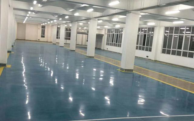 从哪些方面来评定混凝土西安密封固化地坪的质量
