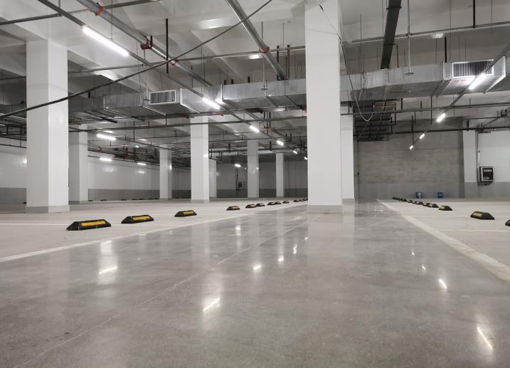 西安密封固化地坪施工步骤的具体介绍