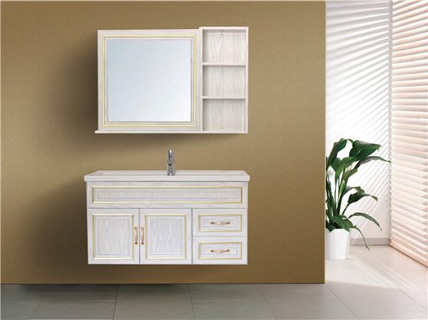 延安全铝浴室柜