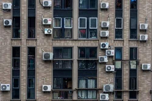 西安家用空调室外机深度清洗上门服务