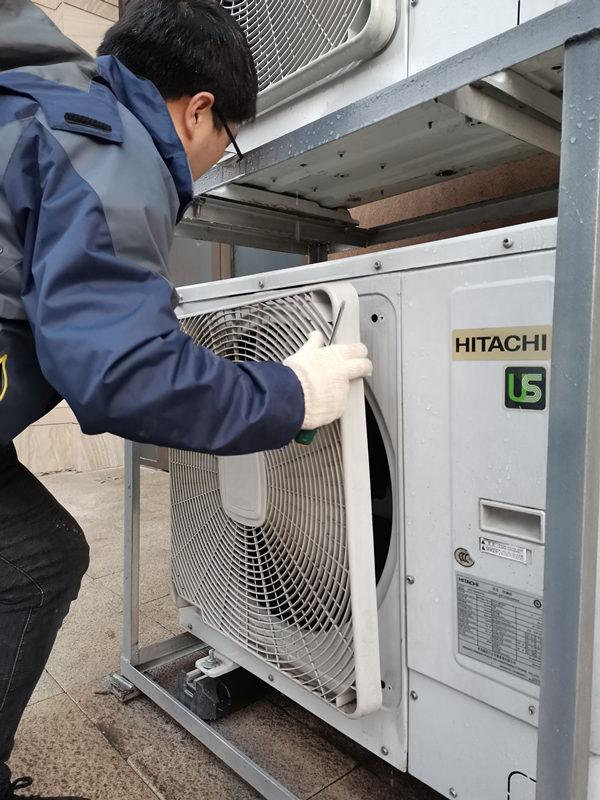 西安中央空调维修