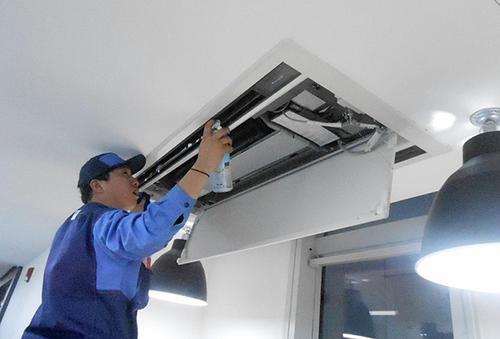 西安中央空调维修公司