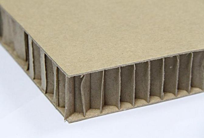 蜂窝纸衬垫