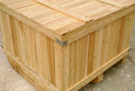 陕西木质包装箱生产