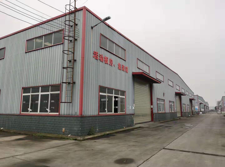 雅胜建筑材料厂房