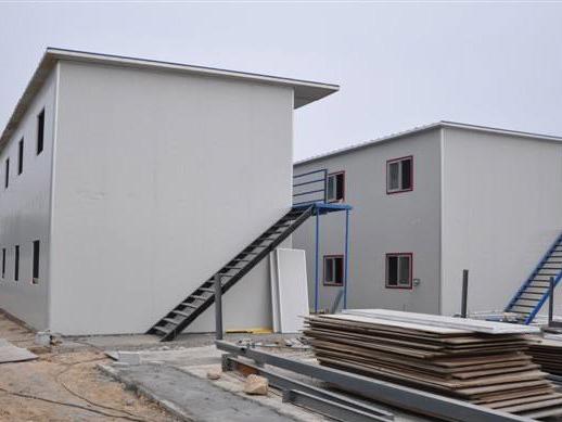 成都工地活动板房安装