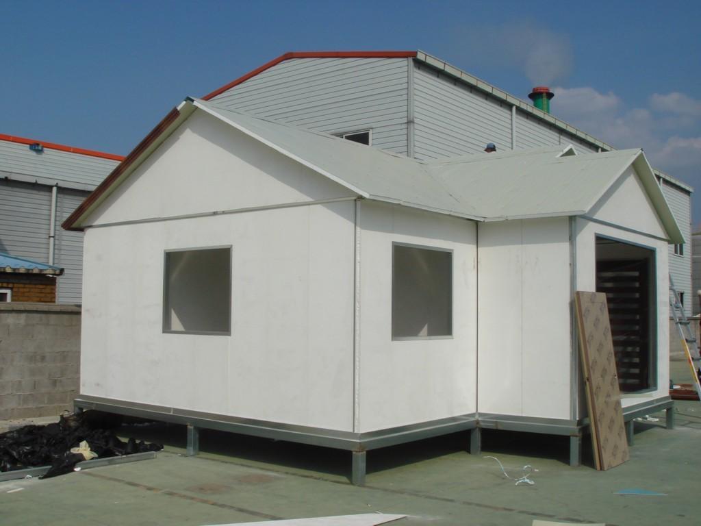 成都工地活动板房怎样安装更加牢固