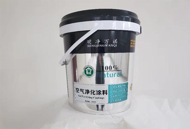 为什么四川空气净化涂料在家装材料中如此受欢迎?