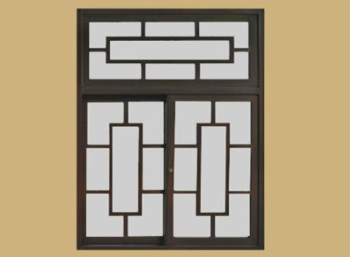 彩板装饰窗