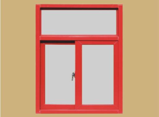 推拉窗-彩板双玻