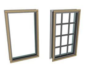四川固定窗是什么? 固定窗怎么安装?