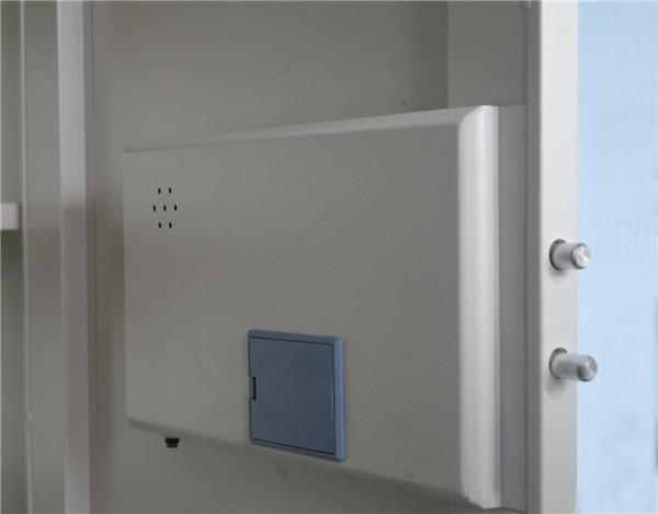 保密柜门细节