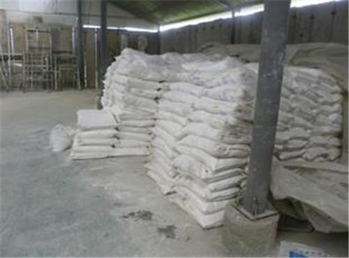 建筑干粉材料