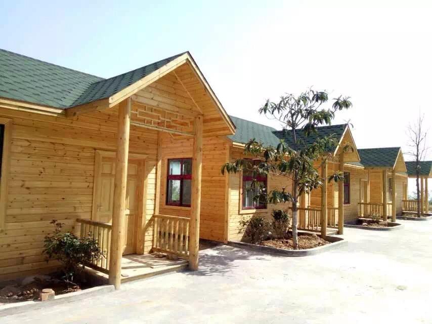 山西防腐木木屋