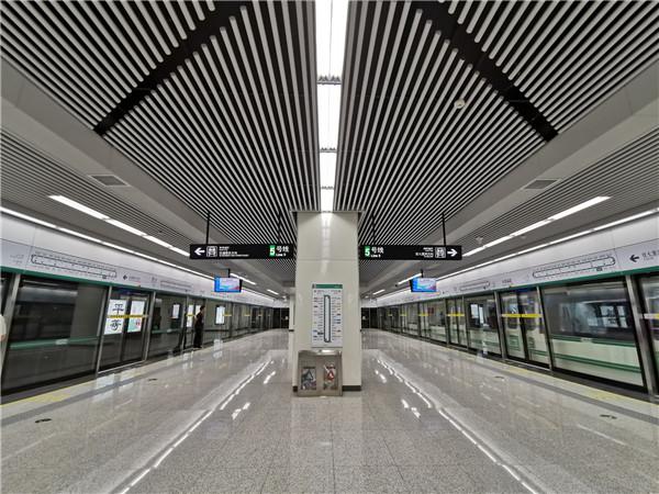今年年底前郑州市计划开通运营地铁3号线一期、4号线