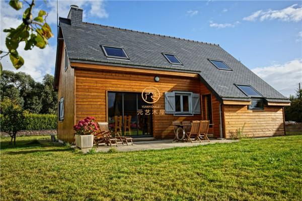 木屋地基怎样设定?木屋建造有哪些要求?