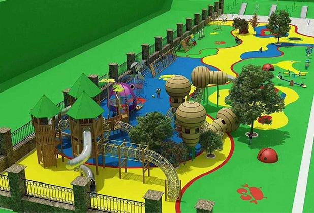 成都儿童主题乐园设备-亲子乐园