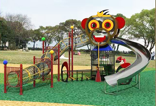 成都儿童游乐设施安装-大型游乐组合设施