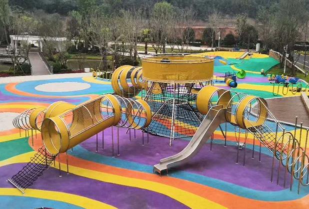 其实成都儿童主题乐园设备摆放是有技巧的,看过来!