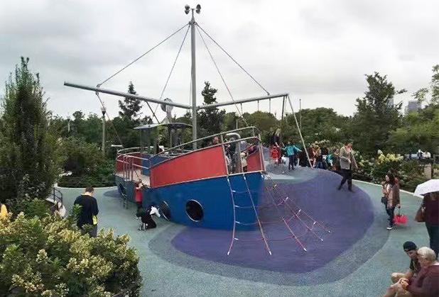 哪些成都儿童公园游乐设备比较能吸引孩子的兴趣?