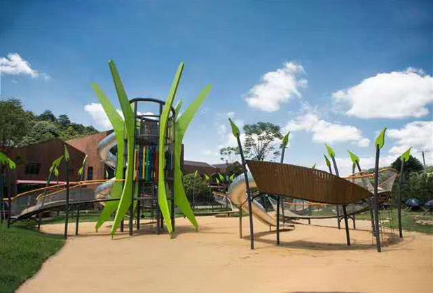 四川儿童组合游乐设施