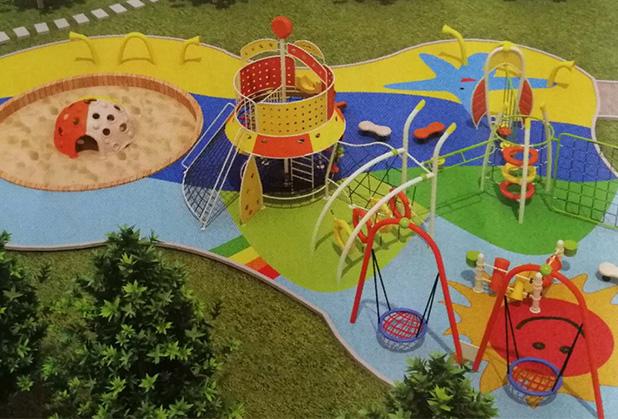 四川儿童主题乐园设备