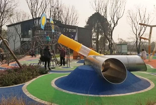 四川儿童公园游乐设备