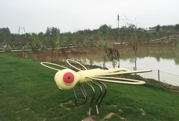 成都儿童游乐园景观艺术造型