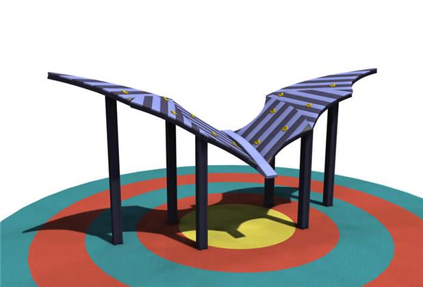 成都儿童游乐园景观艺术造型设计