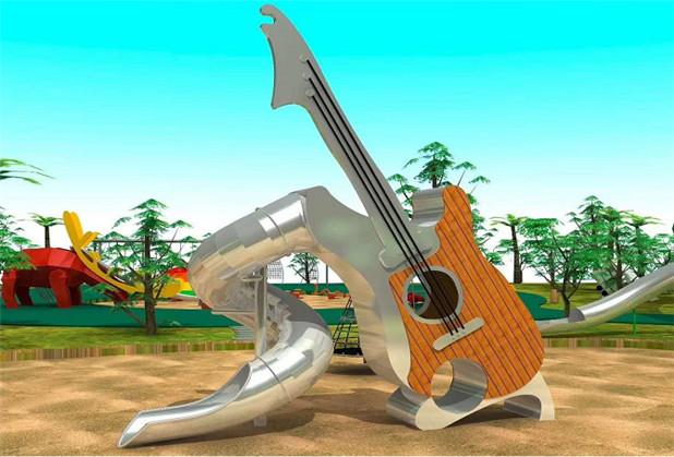 四川游乐场景观艺术造型